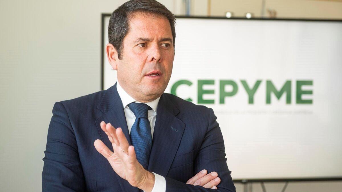 Cepyme pide intensificar las ayudas, porque las pymes están «muy debilitadas»