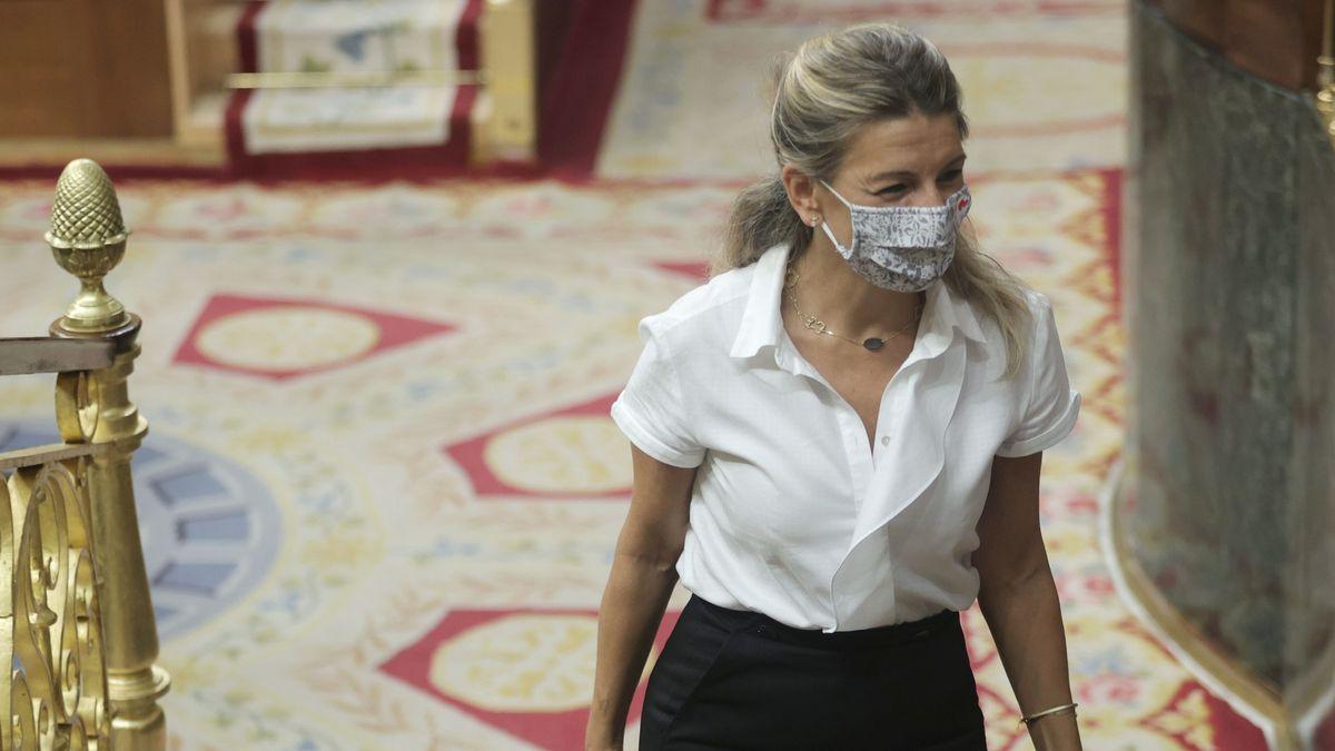 Yolanda Díaz anuncia que los ERTE se prorrogarán más allá de diciembre
