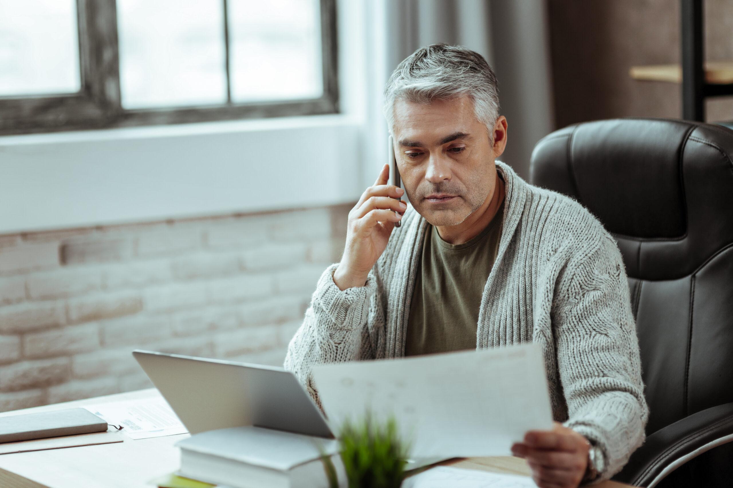 Elduelopor la pérdida de empleo tiene un fuerte impacto en la salud de los trabajadores senior